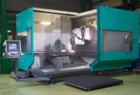 CNC verticaal bewerkingscentrum MAHO DMU 125 P