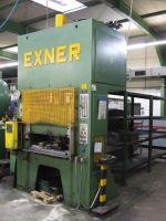 H Frame Hydraulic Press EXNER EX 80 SBS