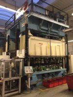 H Frame Hydraulic Press FAGOR 4 SAEULENPRESSE