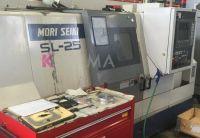 CNC soustruh MORI SEIKI SL 25 B