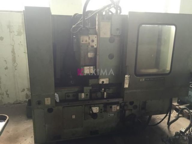 Bevel Gear Machine TOS OHA 16 B 1989