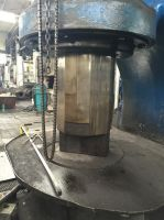 Single Frame Forging Hammer VSS KB 1000 1996-Photo 4