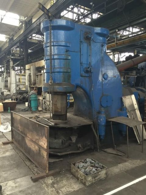 Single Frame Forging Hammer VSS KB 1000 1996