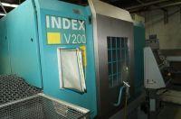 Tokarka CNC INDEX V 200