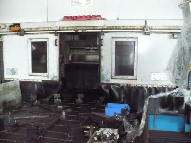 Вертикальный расточный станок ELHA CNC 5124 1990