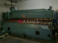 Hydraulic Guillotine Shear PIESOK NTA 3150 / 10 A