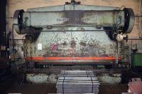 Mechanické ohraňovacie lis PAUKER AP 300 RK WIEN