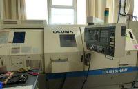 CNC-Drehmaschine OKUMA LB 15 II MW