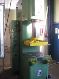 C Frame Hydraulic Press MUELLER C