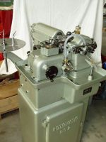 Single Spindle Automatic Lathe ESCO DS-2