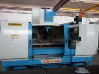 Horizontales CNC-Fräszentrum SUPERMAX YCM-V 168 A