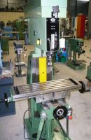 Box Column Drilling Machine ACIERA 22 V