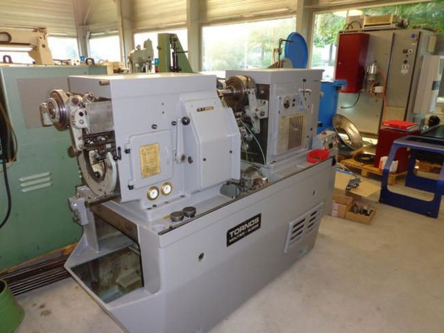 Multi Spindle Automatic Lathe Tornos AS 14 1989