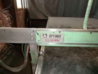Gas Cutting Machine PORO OPTIMAT 12,5/30