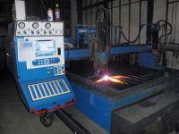 2D Plasma cutter SAF OXYTOME 30 E