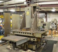 Horizontal Boring Machine GIDDINGS LEWIS 70-4 JE
