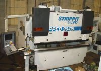 CNC Hydraulic Press Brake STRIPPIT LVD PPEB 90/08