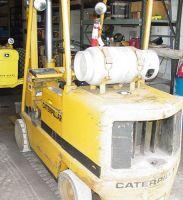 Front Forklift CATERPILLAR T-60-B 1998-Photo 7