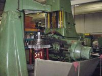 Gear Hobbing Machine WU-HAN W1J3J