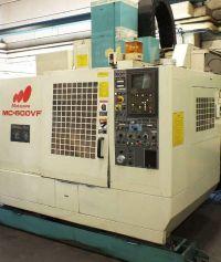 Centrum frezarskie pionowe CNC MATSUURA MC 600 VF
