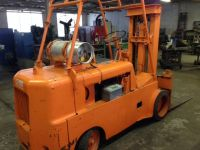 Front Forklift CLARK HUT-100 1997-Photo 2
