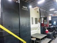 CNC Horizontal Machining Center OKK HM 100 S