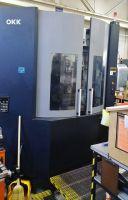 CNC Horizontal Machining Center OKK HM 800 S