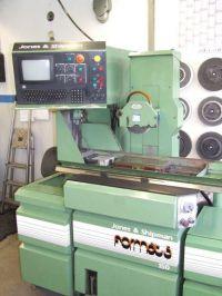 Bruska rovinná JONES SHIPMAN CNC Format 5 -150
