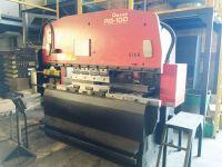 CNC Hydraulic Press Brake AMADA RG-100 S