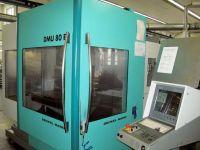 CNC verticaal bewerkingscentrum MAHO DMU 80 E