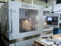 Centre d'usinage vertical CNC SPINNER MVC 1000