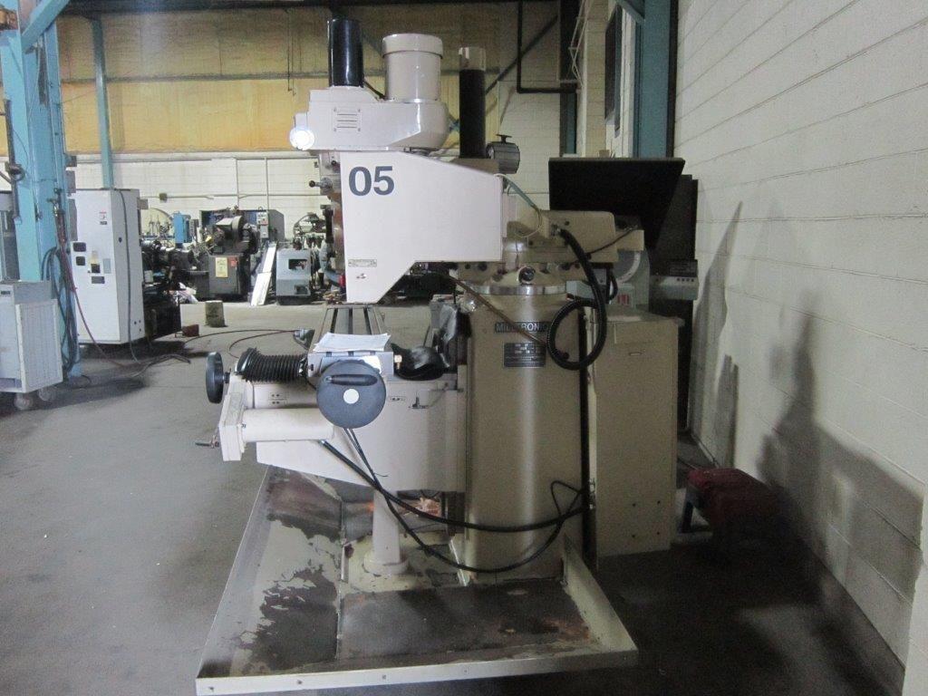 milltronics cnc milling machine