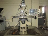Mașină de frezat CNC MILLTRONICS PARTNER