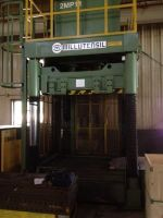 H Frame Hydraulic Press MILLUTENSIL MIL 162