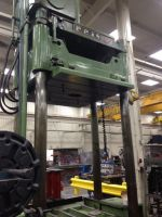 H Frame Hydraulic Press REIS TUS 160/140