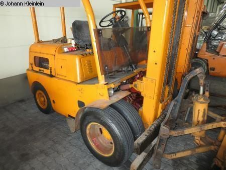 Front Forklift STILL-ESSLINGER DG 3,5 1963