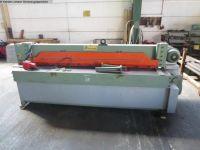 Mechanische Tafelschere DURMAZLAR SGM 2520X3
