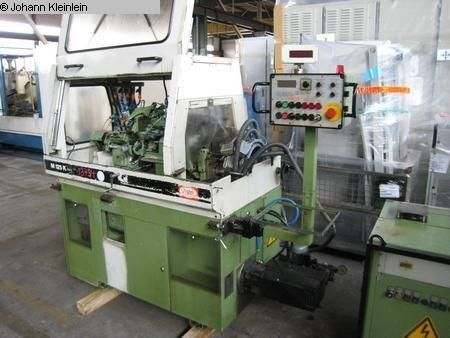 Multi Spindle Automatic Lathe STROHM M 125 K 1988