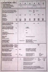 Elektrodrążarka wgłębna AGIE AGIETRON 100C 1990-Zdjęcie 7