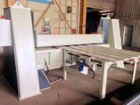Schwenkbiegemaschine CNC HOCHSTRATE 3000 X 600