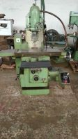 Werkzeugfräsmaschine RECKERMANN KOMBI 900 PONY 900