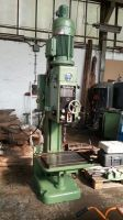 Box Column Drilling Machine WEBO GRADUA 50