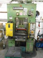 H Frame Hydraulic Press LAUFFER RPT 2