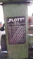 Masina de gaurit coloana FLOTT TB 10 1987-Fotografie 2