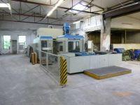 CNC Vertical Machining Center BOEHRINGER TAURUS 4 P‐ATC 120