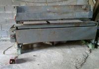 Mechanické tabulové nůžky RAS 8320