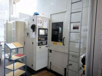 Centrum frezarskie pionowe CNC BECKER Hybrid 400 HV