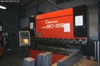 Prasa krawędziowa hydrauliczna CNC AMADA HFE 80-25