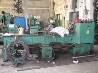 Universal Lathe Fabryka Maszyn Tarnów TUJ 50x2000