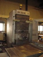 Horizontal Boring Machine DIXI 350 1992-Photo 2